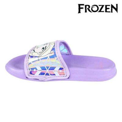 Tongs pour Enfants Frozen Lila