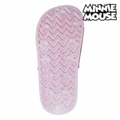 Tongs pour Enfants Minnie Mouse Noir