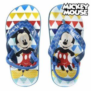 Tongs pour Enfants Mickey Mouse Bleu