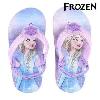 Tongs avec LED Frozen
