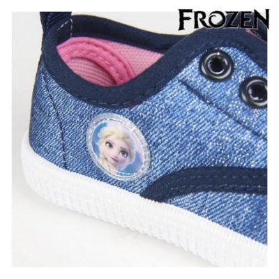 Chaussures casual enfant Frozen Bleu