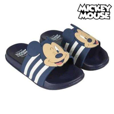 Tongs pour Enfants Mickey Mouse Noir