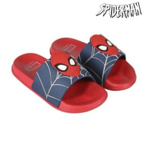 Tongs pour Enfants Spiderman Rouge Bleu