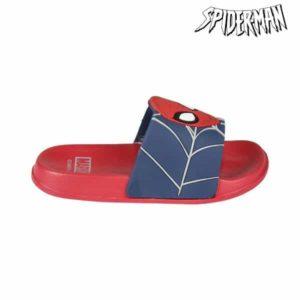 Tongs pour Enfants Spiderman Rouge Bleu