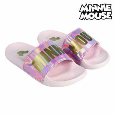 Tongs de Piscine Minnie Mouse Rose