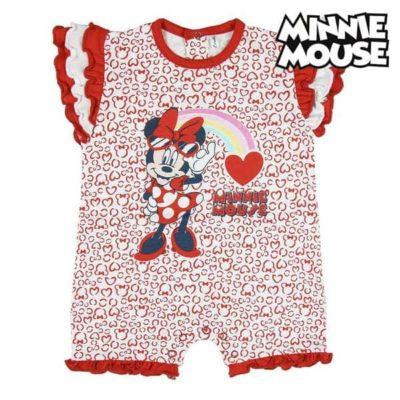 Barboteuse à Manches Courtes Minnie Mouse