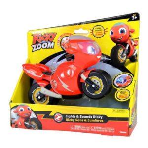 Motocyclette Ricky Zoom Bizak
