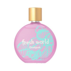 Parfum Femme Fresh World Desigual EDT