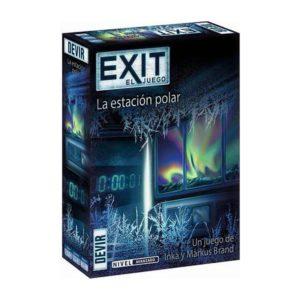Jeu de société Exit La Estación Polar Devir (ES)