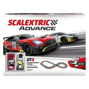 Piste de course Advance GT3 Scalextric