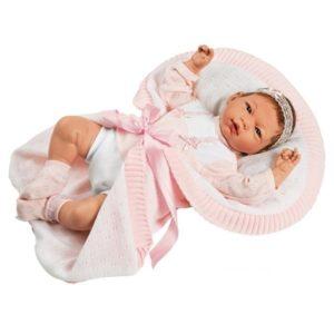 Poupée nouveaux-nés Ainoa Guca (46 cm)