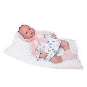 Poupée nouveaux-nés Lola Guca (46 cm)
