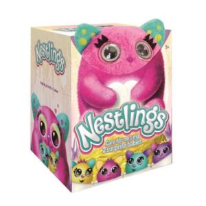 Animal de Compagnie Interactif Nestlings Pink Goliath