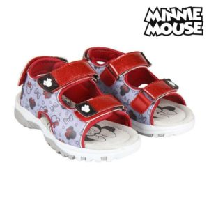 Sandales pour Enfants Minnie Mouse 73644 Rouge