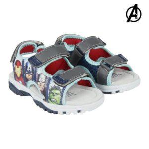 Sandales pour Enfants The Avengers 73648 Gris