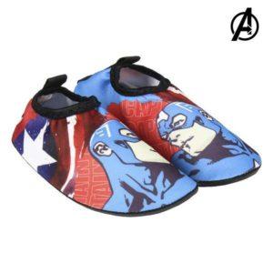 Chaussures aquatiques pour Enfants The Avengers 73877 Blue marine