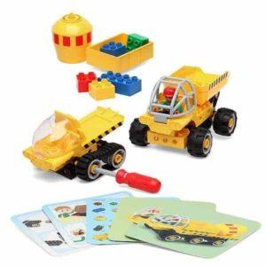 Set de construction Junior Knows 1280 (38 pcs)