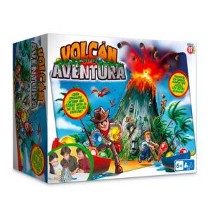 Jeu de société Volcán Aventura IMC Toys (ES)
