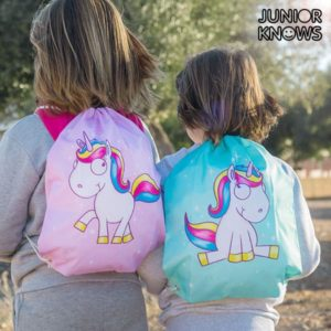 Sac à Dos avec Cordes Licorne Junior Knows