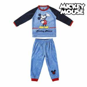 Pyjama Enfant Mickey Mouse 74721 Bleu
