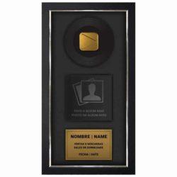 Digital Awards Noir Personnalisée