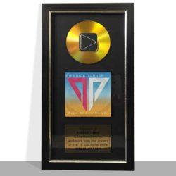 Digital Awards Gold Personnalisée