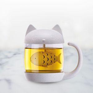 Tasse à Thé Chat