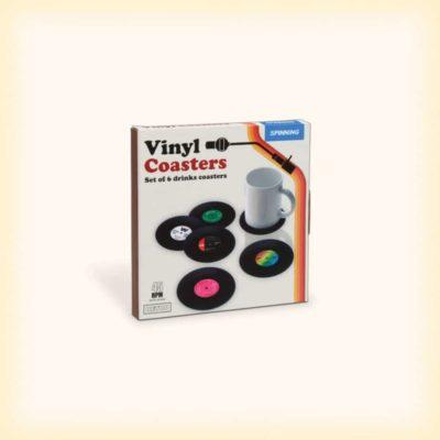 Dessous-de-verre Vinyle