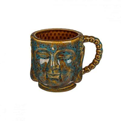 Mug Buddha en porcelaine