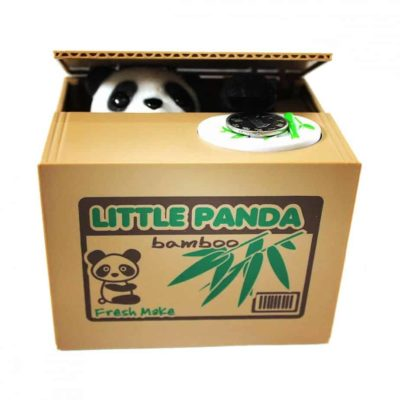 Tirelire Panda, Super idées cadeaux