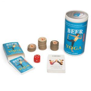 Jeu à boire Beer Yoga
