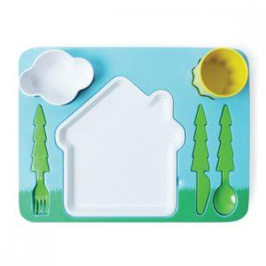 Plateau repas pour enfant