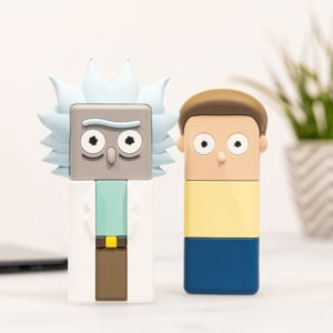 Batterie Externe Rick & Morty