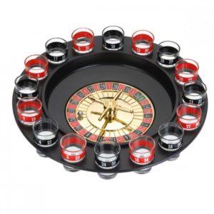 Roulette pour jouer et boire