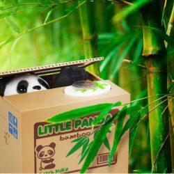 Tirelire Panda