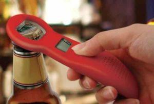 Compteur de Bouteille de Bière