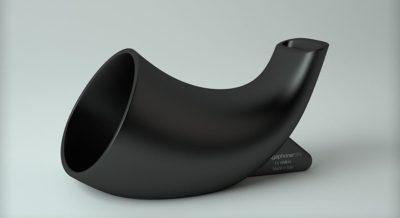 MÉGAPHONE MINI black & white