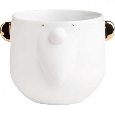 Tasse en porcelaine Père-Noël