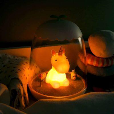 Veilleuse de nuit Licorne, Super idées cadeaux