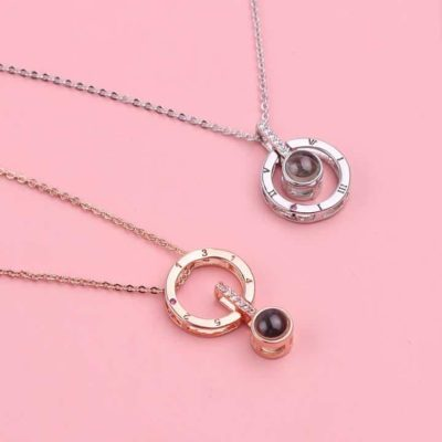 """COLLIER """"I LOVE YOU"""""""