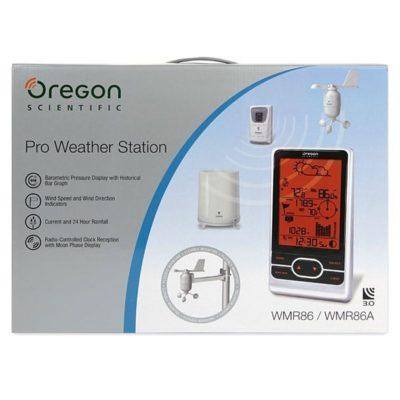 Station météo Pro Oregon WMR86