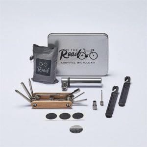 Kit de survie et réparation vélo
