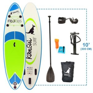 Kangui FIDJI Inflatable Stand Up Paddle – 305cm