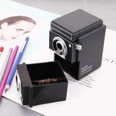Taille-Crayons Caméra