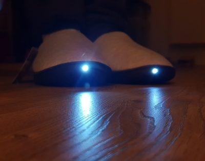 Chaussons lumineux, Super idées cadeaux