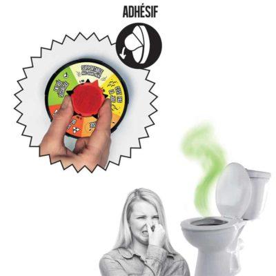 Minuteur de toilette