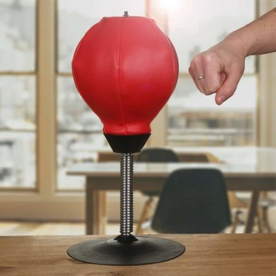 Mini punching-ball de table
