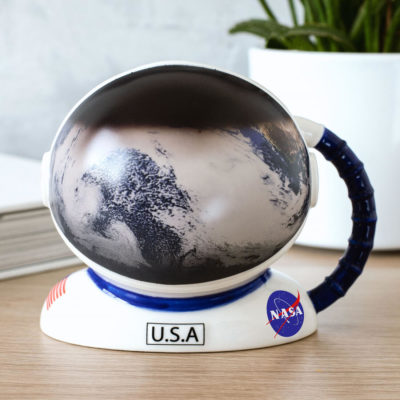 Mug thermosensible NASA