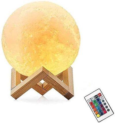 Lampe LUNE led 3D (15 CM)