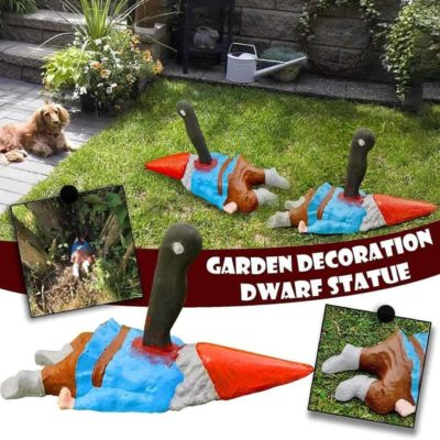Creative Zombie Gnome Statues, Super idées cadeaux